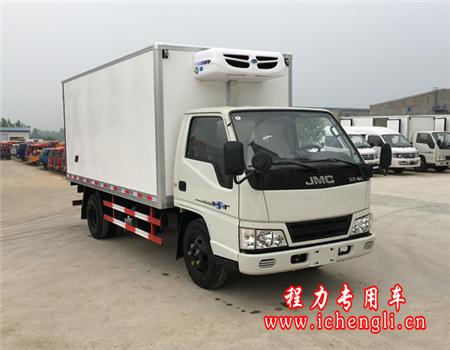 江铃冷藏车(厢长4.2米)