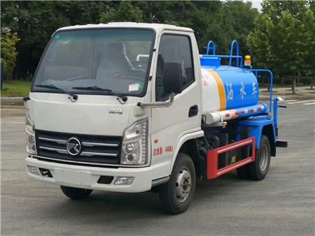 凯马2吨洒水车(国五)