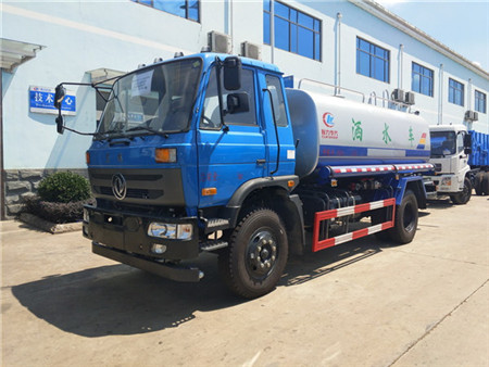 东风145老款12吨洒水车(国五)