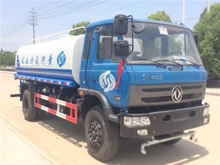 东风153老款15吨洒水车(国五)