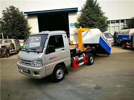 福田勾臂式垃圾车(2-3立方)