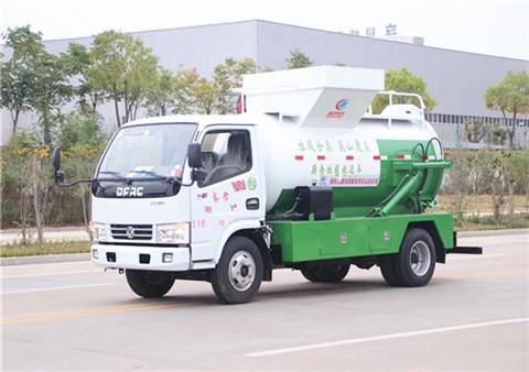 东风小多利卡餐厨垃圾车(4-5立方)