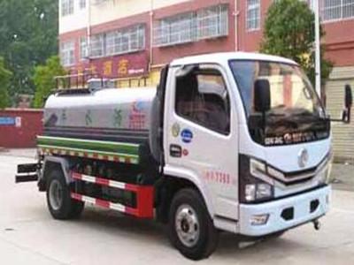 东风小多利卡5吨洒水车(国六)