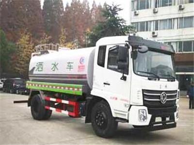东风商用车12吨洒水车(国六)