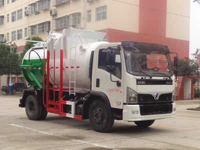 东风多利卡餐厨垃圾车8方(国六)