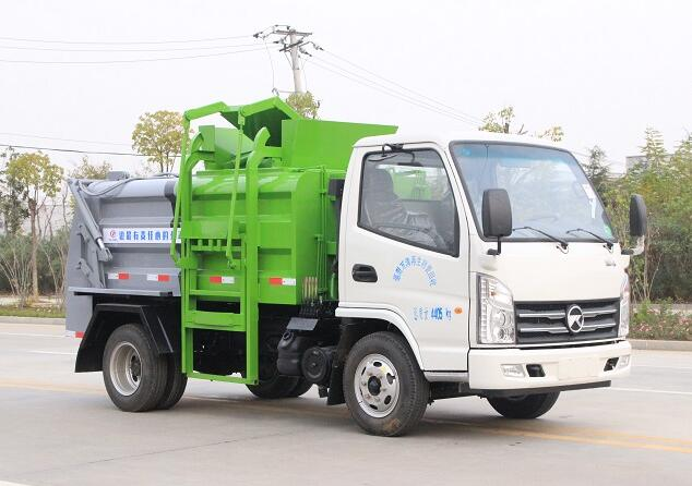 凯马餐厨垃圾车3方(国六)